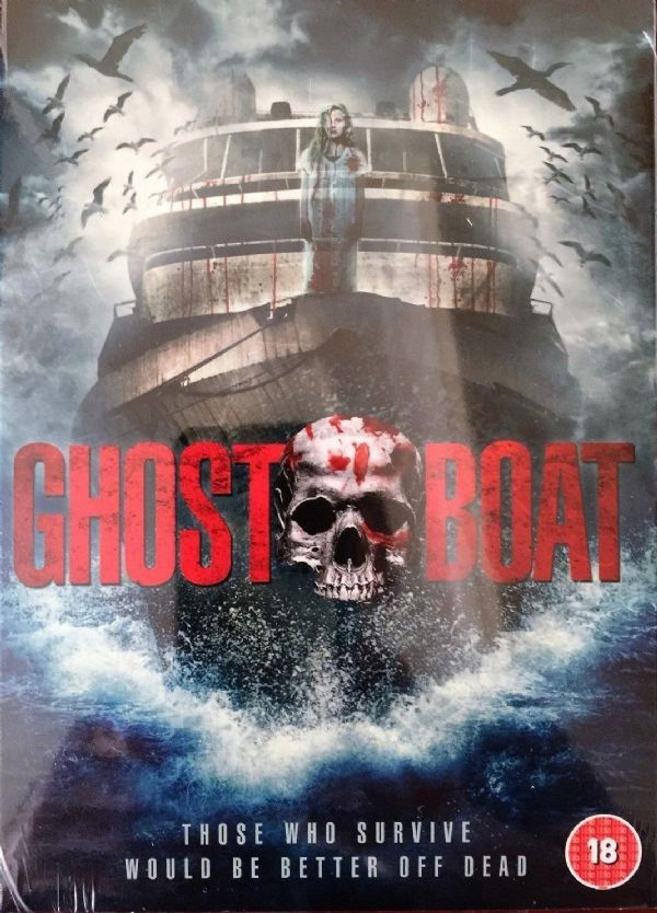 Ghost Boat DVD 2015 (USED)